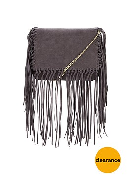 v-by-very-knot-amp-fringe-detail-crossbody-bag