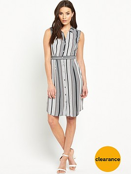 v-by-very-sleeveless-stripe-shirt-dress