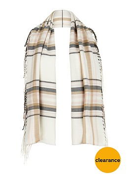 v-by-very-girls-tassel-checknbspmidweight-scarf