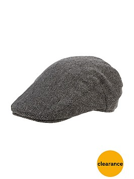 v-by-very-herringbone-flat-cap