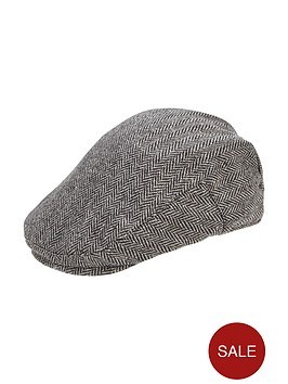 v-by-very-boys-herringbone-flat-cap
