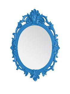 gallery-classic-ornate-oval-mirror-blue