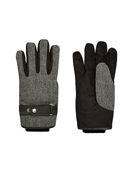 v-by-very-mens-herringbone-gloves