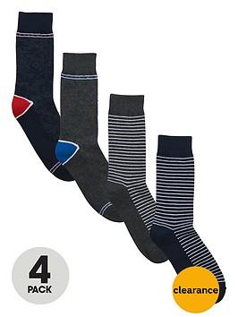 jack-jones-jack-amp-jones-4pk-pattern-sock