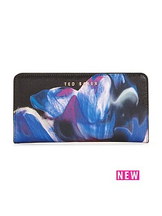 ted-baker-cosmic-bloom-leather-purse