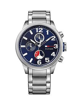tommy-hilfiger-tommy-hilfiger-blue-dial-stainless-steel-bracelet-mens-chronograph-watch