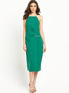 warehouse-shoestring-crepe-dress