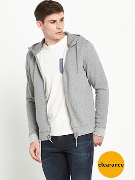 boss-orange-full-zip-hooded-sweat-top-grey-marl