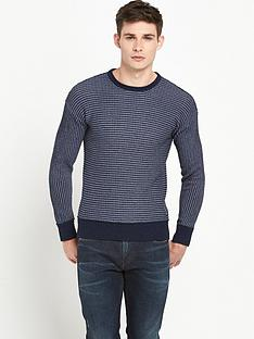boss-orange-horizontal-crew-neck-knit-sweater-navyblue