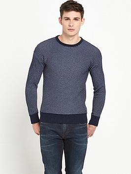 boss-orange-horizontal-crew-neck-knit