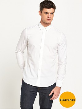 boss-orange-oxford-long-sleeve-shirt-white
