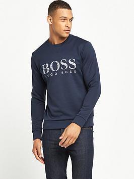 boss-green-logo-sweatshirt