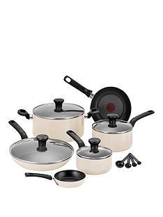 tefal-excite-7-piece-aluminium-pan-set--nbspcream