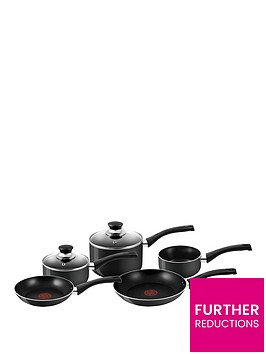 tefal-bistro-5-piece-pan-set-in-black