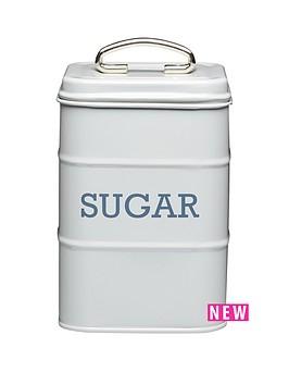 living-nostalgia-sugar-canister-11x17cm