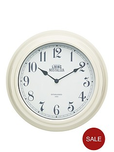 living-nostalgia-living-nostalgia-wall-clock-in-creamnbspndash-255-cm-diameter