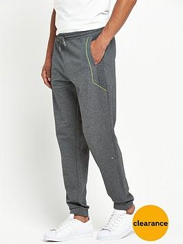 boss-green-cuffed-mens-sweat-pants