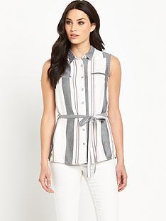 v-by-very-sleeveless-wrap-over-back-detail-blousenbsp
