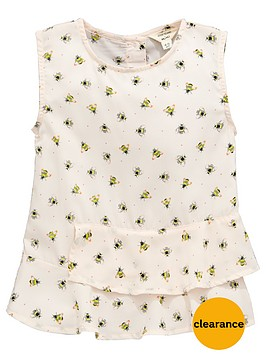 river-island-mini-girls-bumblebee-peplumnbspflounce-top