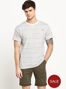 bellfield-bellfield-linear-stripe-tshirt