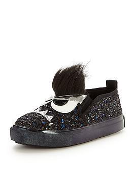 mini-miss-kg-girls-roarsomenbspslip-on-shoes