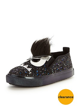 mini-miss-kg-girls-roarsomenbspslip-on-shoes