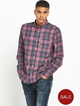 river-island-long-sleeve-checked-shirt