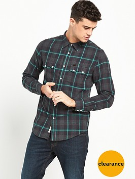lee-rider-checked-shirt