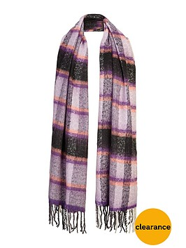 v-by-very-brushed-check-blanket-scarf