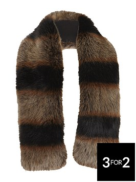 v-by-very-tonal-patchwork-faux-fur-collar
