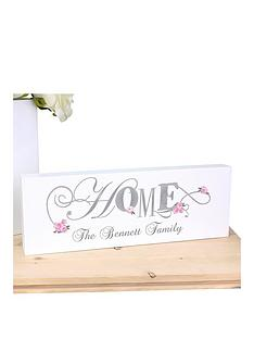 personalised-home-wooden-mantel-block