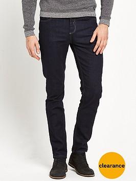 selected-homme-mario-unwashed-slim-dark-blue-jean