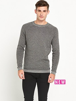 selected-homme-lamb-crew-neck-jumper