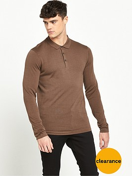 selected-homme-parker-knitted-polo