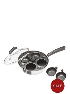 kitchen-craft-carbon-steel-four-hole-egg-poacher