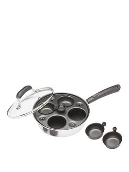 kitchen-craft-carbon-steel-four-hole-egg-poacher
