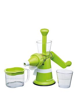 kitchen-craft-healthy-eating-ndash-manual-juicer