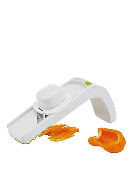 kitchen-craft-healthy-eating-ndash-6-in-1-mandoline-slicer