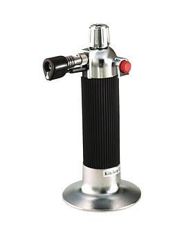 kitchen-craft-cookrsquos-blowtorch-with-chrome-fittings