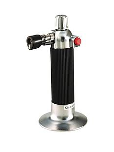 kitchencraft-cookrsquos-blowtorch-with-chrome-fittings