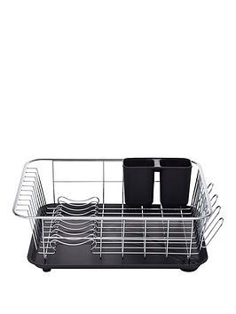 kitchen-craft-kitchen-craft-dish-drainer-with-drip-tray-42x305x15cm