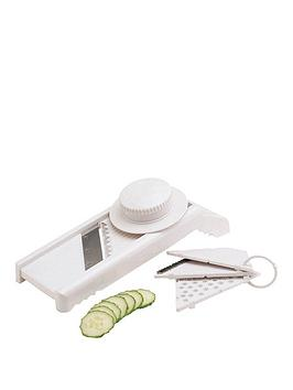 kitchen-craft-seven-in-one-plastic-mandoline-and-grater-set