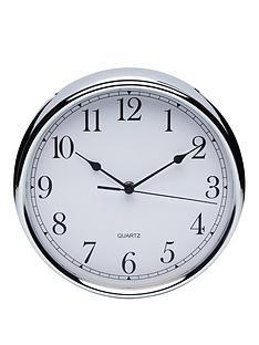 kitchencraft-stainless-steel-clock--nbsp25cm