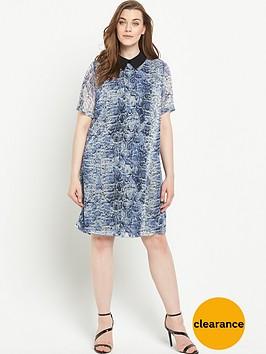 lovedrobe-printed-collar-shift-dress