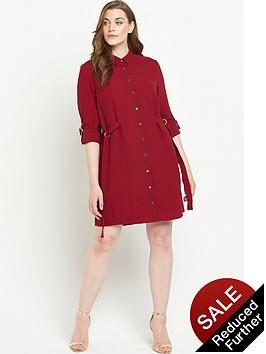 lovedrobe-belted-shirt-dress