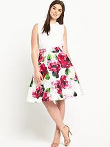 FloralPrint Dress