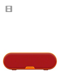 sony-srs-xb2-extra-bass-portable-wireless-waterproofnbspspeaker-red
