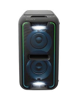 sony-gtk-xb7nbspextra-bass-high-powernbspbluetoothnbsppart-link-home-audio-system-black