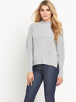 lee-high-neck-knit-sweater