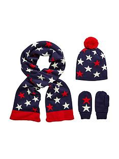 v-by-very-boys-knitted-star-hat-scarf-and-mittens-set-3-piece